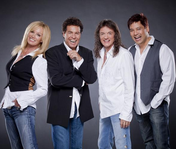Clint Holmes, Susan Anton, Domenick Allen, Martin Nievera Reunite as Vocal Soup at The Orleans June 12-13
