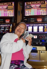 Utah Woman Wins $10,744,293 on IGT's Megabucks Slot Progressive Jackpot at Westgate Las Vegas Resort & Casino