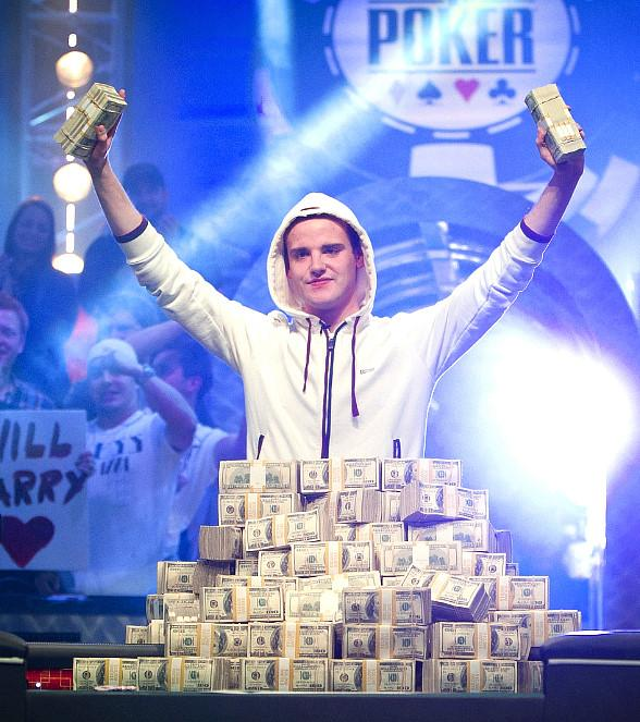 German Makes History and $8.7 Million at World Series of Poker Held at Rio All-Suite Hotel & Casino