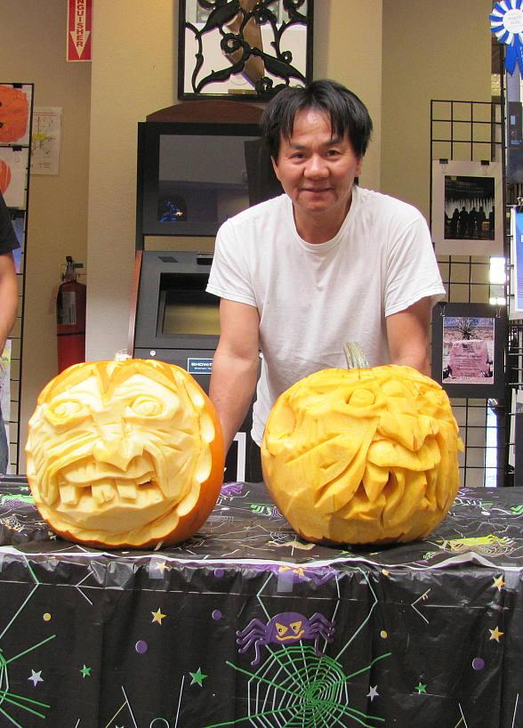 Walker Furniture Hosts Halloween Public Pumpkin Carving Event Oct. 31