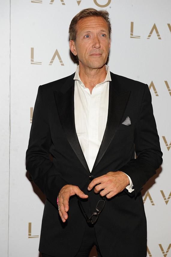 Walt Willey at LAVO
