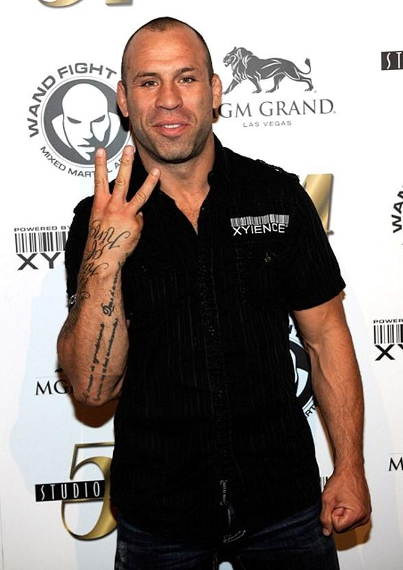 UFC Legend Wanderlei Silva celebrates birthday at Studio 54
