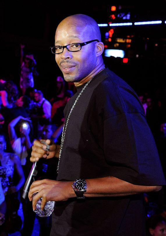 Warren G performs at Chateau Nightclub