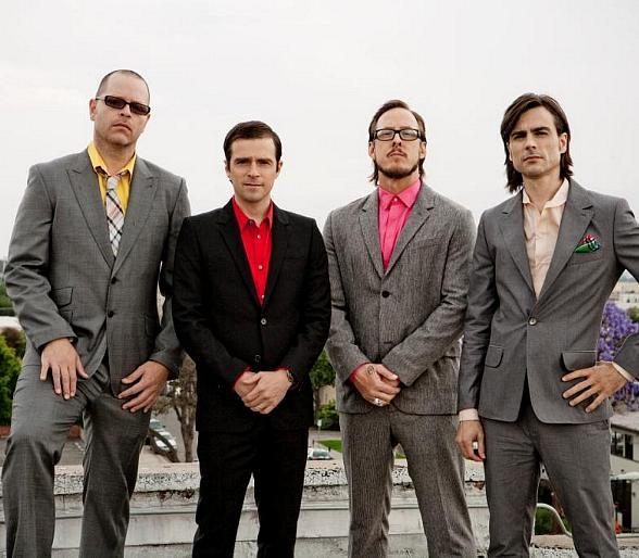 Weezer to Perform at The Chelsea inside The Cosmopolitan of Las Vegas Aug 1