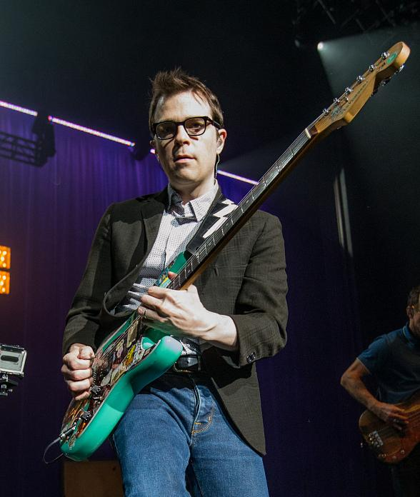 Weezer Rocks The Chelsea at The Cosmopolitan of Las Vegas