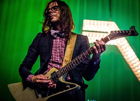 Weezer performs at The Chelsea at The Cosmopolitan of Las Vegas