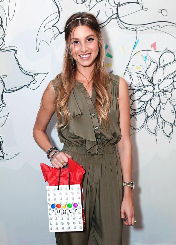 Whitney Port Treats Fashion Show Guests to Sugar Factory Sweets