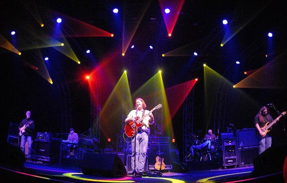 Widespread Panic performs at The Joint in Hard Rock Hotel