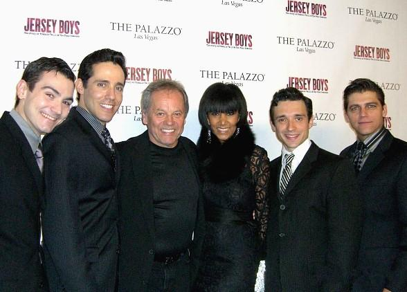Celebrity Chef Wolfgang Puck Attends Jersey Boys