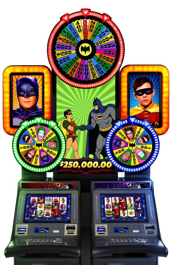 Aristocrat's Releases Batman Classic TV Series Slot Machine