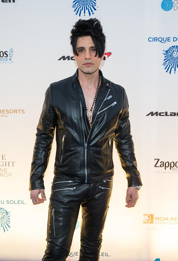 World-famous illusionist Criss Angel at 'One Night for ONE DROP'