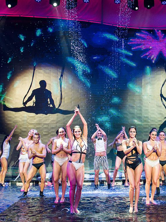 """WOW"" the Acclaimed International Water Spectacular to Make a Splash at Rio All-Suite Hotel & Casino in Las Vegas; Performances Begin September 26, 2017"