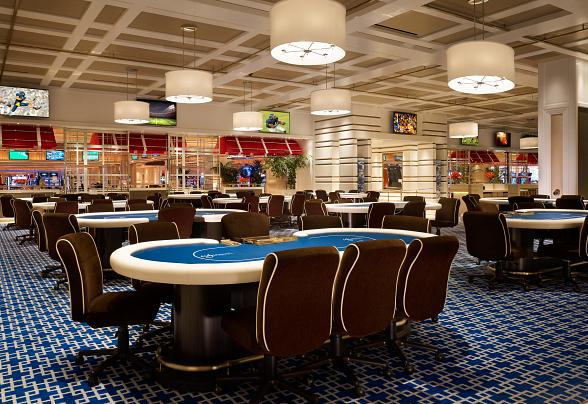 Wynn Las Vegas Grand Opening of All-New Poker Room