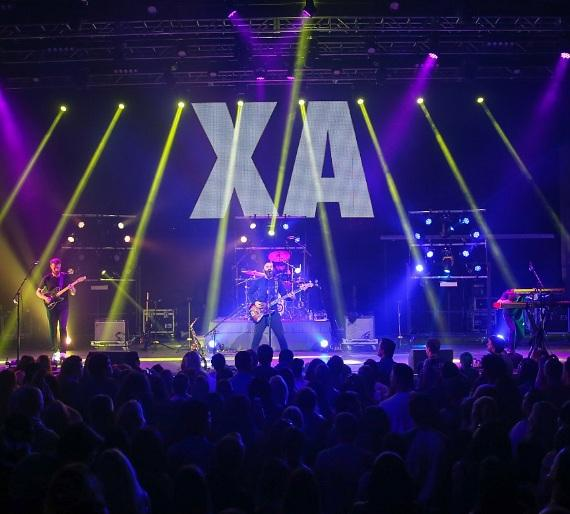 X Ambassadors Perform at The Foundry at SLS Las Vegas