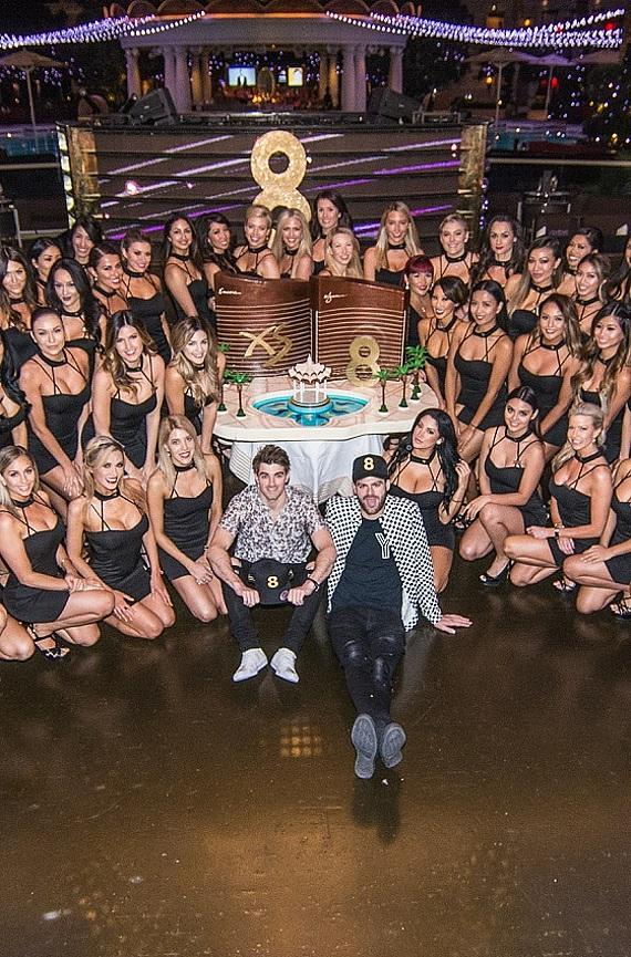 XS Servers with Chainsmokers