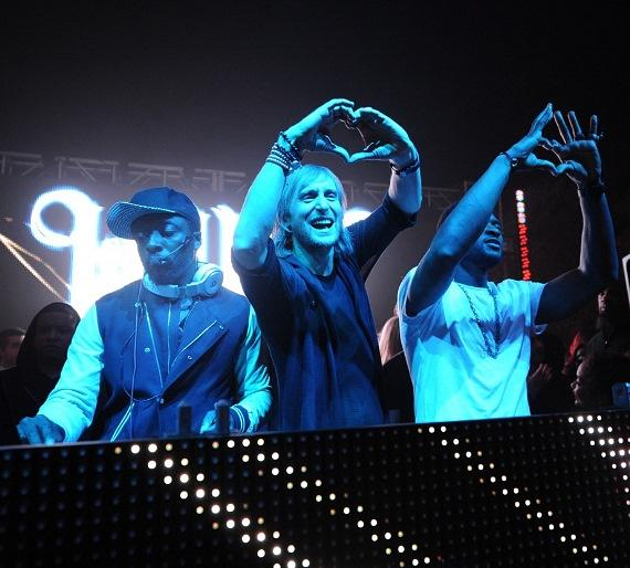 XS - David Guetta, will.i.am and Usher