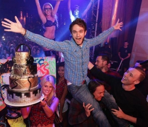 Zedd at XS Las Vegas on Labor Day