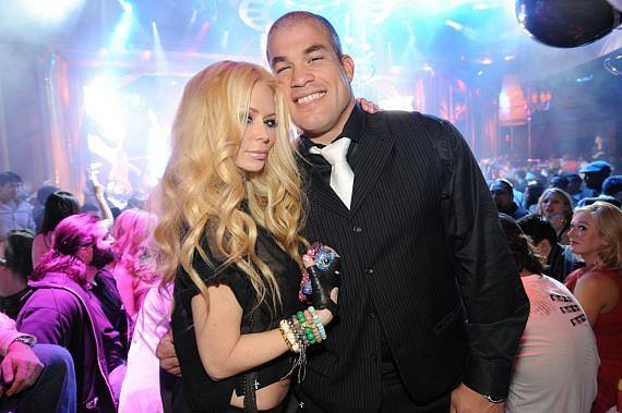 UFC Legend Tito Ortiz Celebrates Birthday with Wife Jenna Jameson at XS Nightclub