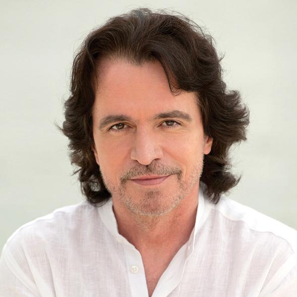 Yanni Performs in Concert at the Orleans Arena May 14