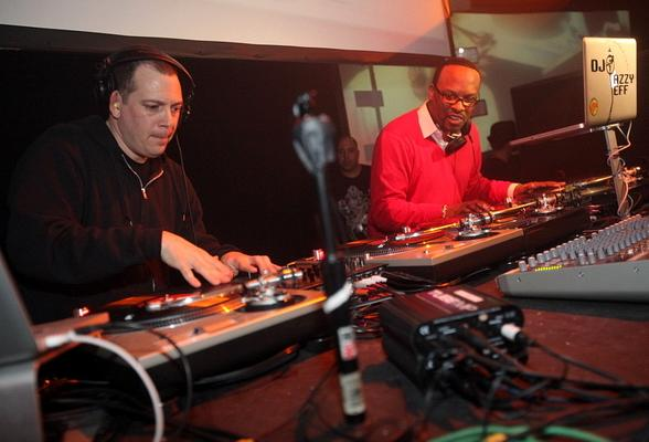 Z-Trip and Jazzy Jeff