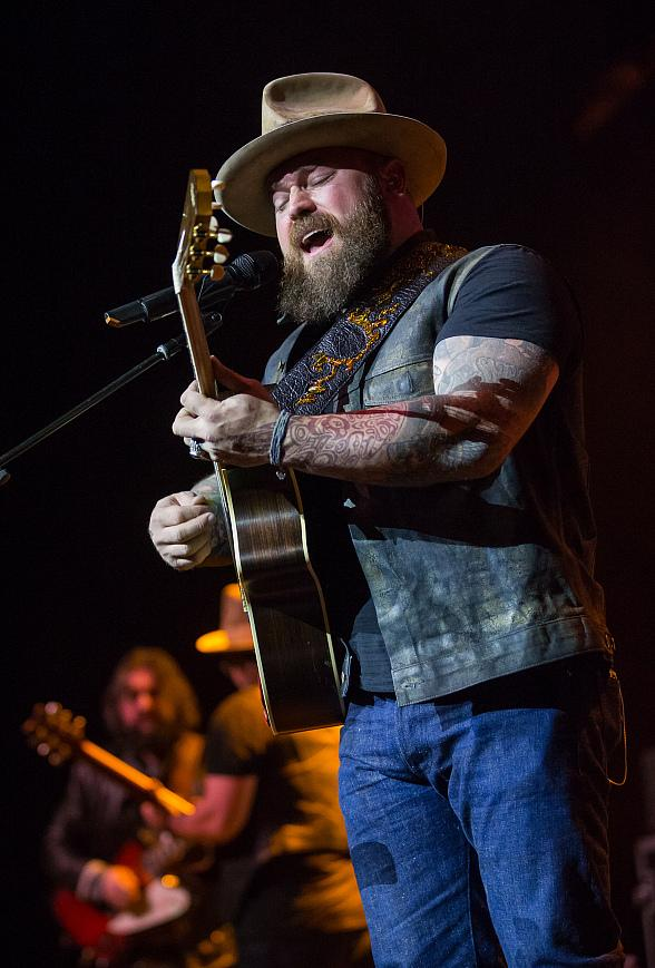 Zac Brown Band and Sir Rosevelt Kick off New Year's Eve Weekend at the Cosmopolitan of Las Vegas