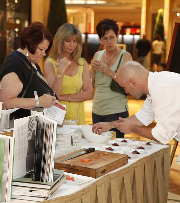 """Vineyards of Style"" at The Palazzo"