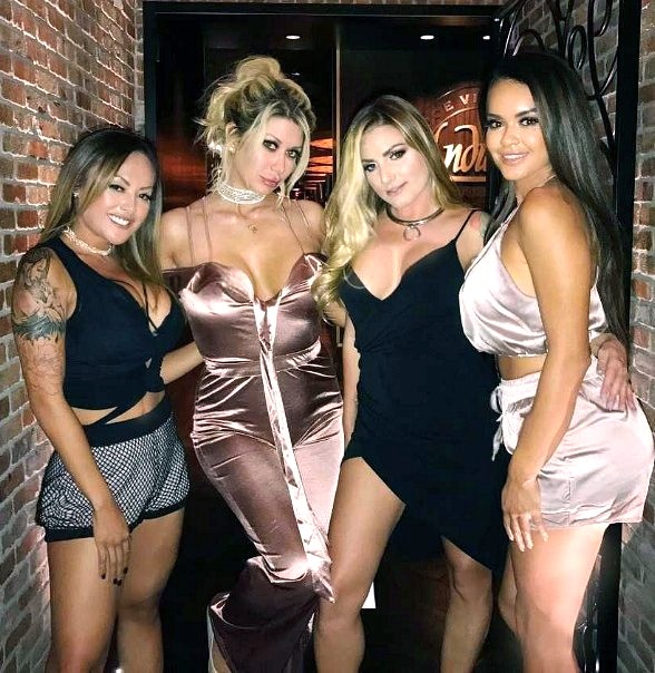 A Week of Famous Faces at Andiamo Italian Steakhouse in Downtown Las Vegas