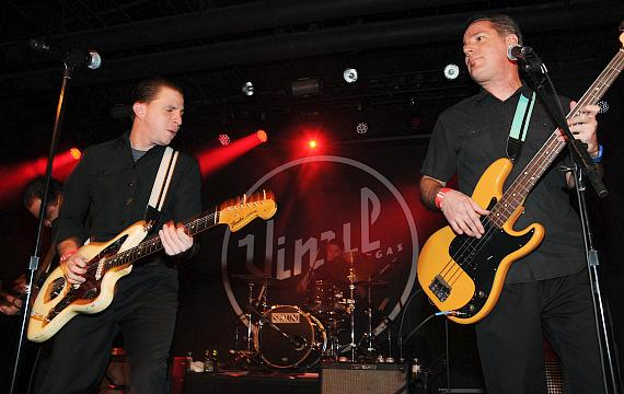 The Aggrolites Perform at Vinyl in Hard Rock Hotel Las Vegas