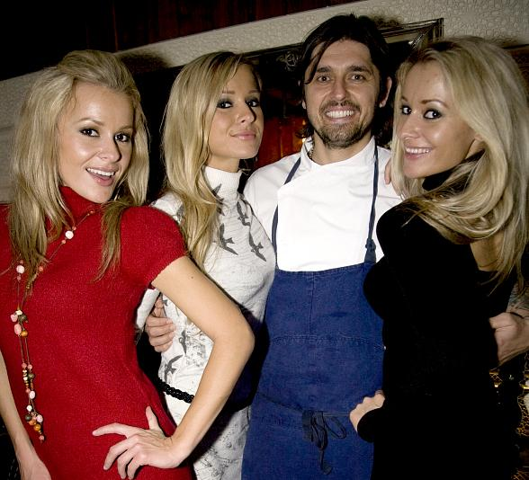 Ben Silverman, John Ferriter and The Alizma Triplets at LAVO