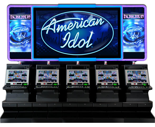 American Idol Video Slots Rock MGM Resorts International