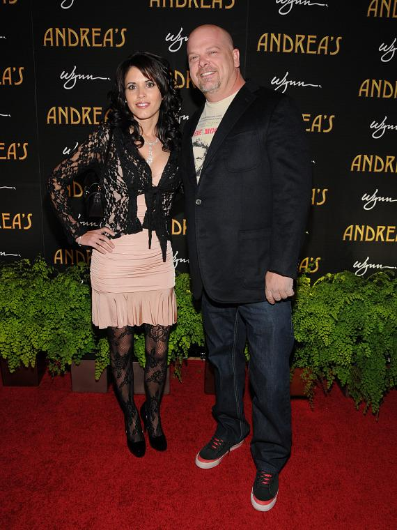 Rick Harrison and girlfriend Deanna Burditt will get married in July