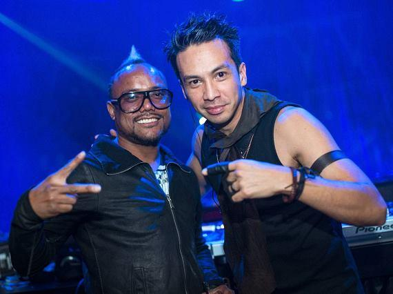 apl.de.ap and Laidback Luke at Hakkasan Las Vegas