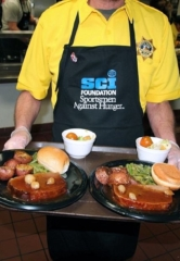 The Salvation Army Partners with Safari Club International for Special Sportsmen Against Hunger Community Meal on Jan. 30