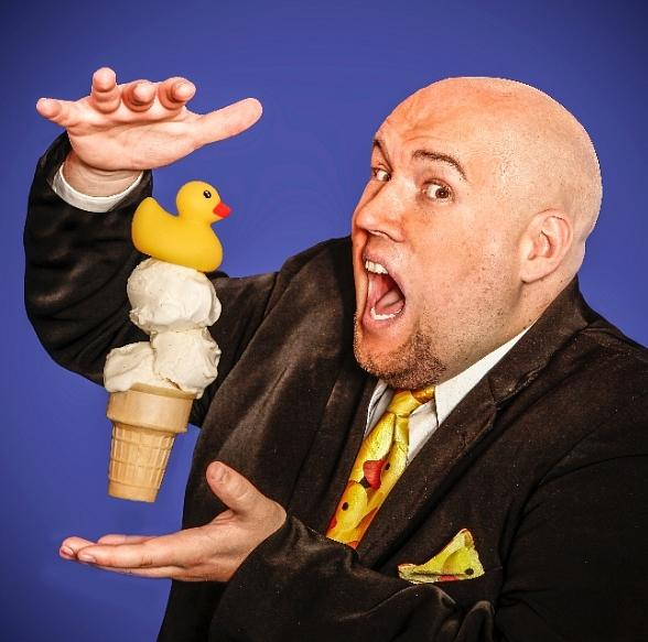 Experience a Magical Summer as Comedy Magician Adam London offers Free Ice Cream through Labor Day at the D Casino Hotel