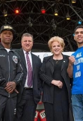 """Knockout Night at the D"" Zab Judah vs. Josh Torres Press Conference"