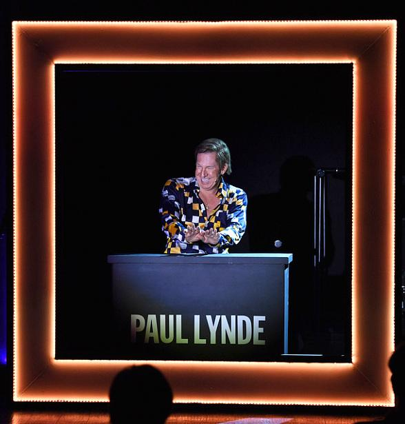 The Paul Lynde Show Starring Michael Airington Officially Opens with Red Carpet Launch Party at Bally's Las Vegas