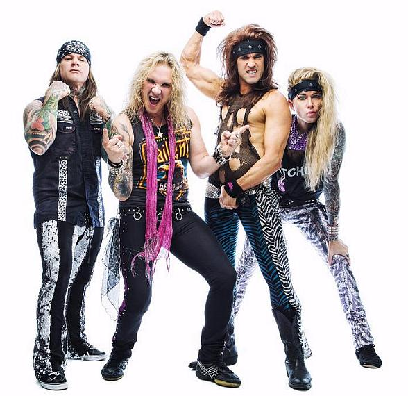 "House of Blues Welcomes Steel Panther with Brand New Show ""Sunset Strip Live!"" Dec. 29, 2017"