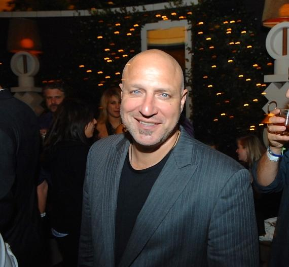 Chef Tom Colicchio at Blush