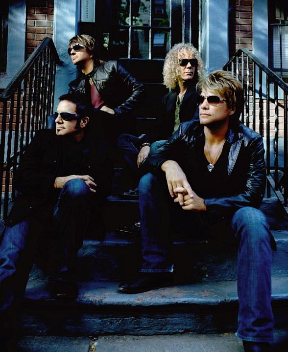 Bon Jovi Returns to MGM Grand Garden Arena March 6