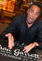 Brad Garrett's Maximum Hope Foundation Charity Poker Tournament Returns to MGM Grand July 2