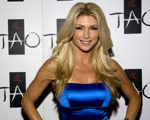 Playmate Brande Roderick at TAO