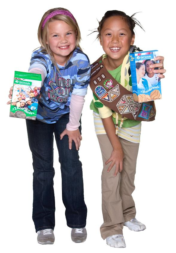 Girl Scout Cookies Now Available Through March 4, 2012