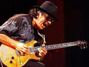 "Carlos Santana on his ""Live Your Light"" 2008 World Tour"