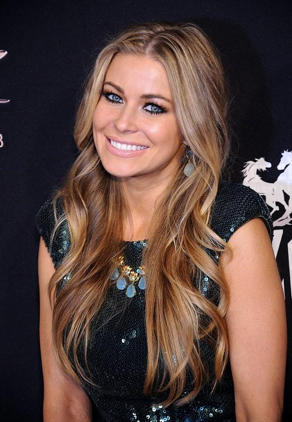 Red Carpet: Carmen Electra Celebrates 40th Birthday at Crazy Horse III and Posh Boutique Nightclub