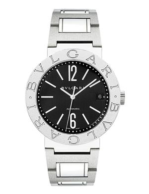 Bvlgari Bvlgari automatic stainless steel men's watch