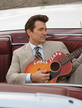 Chris Isaak to appear at The Orleans showroom