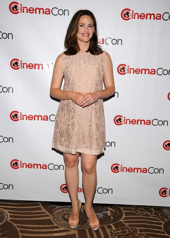 Jennifer Garner at CinemaCon 2012