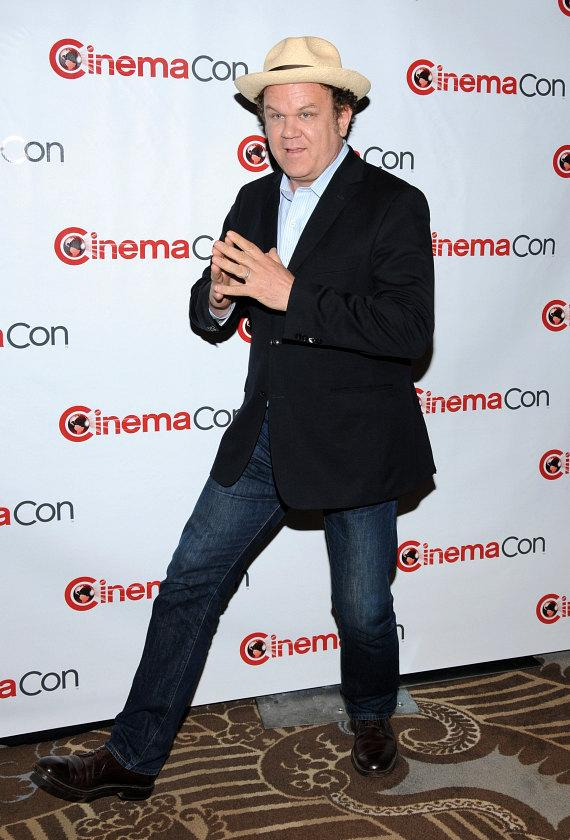 John C. Reilly at CinemaCon 2012