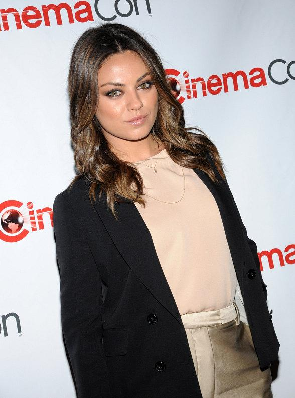 Mila Kunis at CinemaCon 2012
