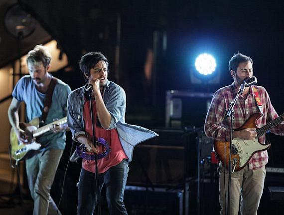 Young The Giant perform at The Cosmopolitan of Las Vegas